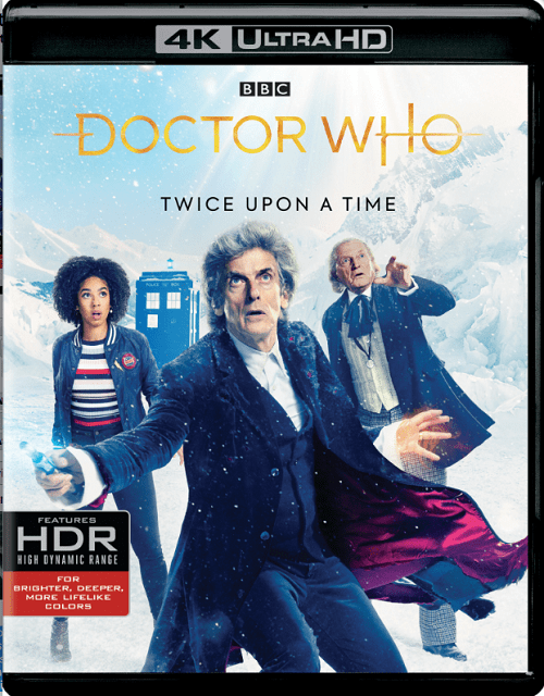 Doctor Who: Twice Upon a Time 4K 2017