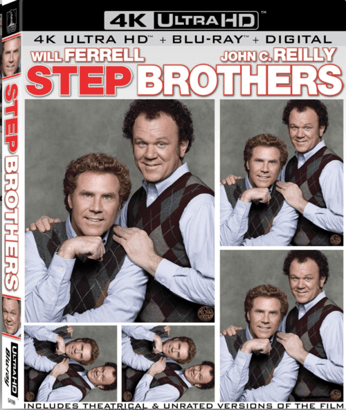 Step Brothers 4K 2008 Ultra HD 2160p