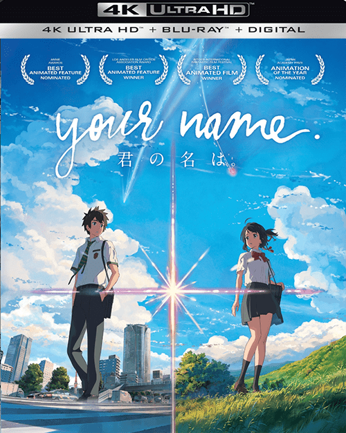 Your Name 4K 2016 Ultra HD 2160p
