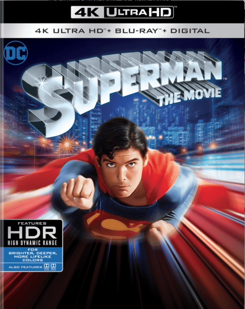 Superman 4K 1978 Ultra HD 2160p