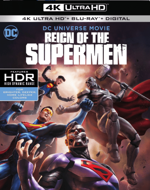 Reign of the Supermen 4K 2019