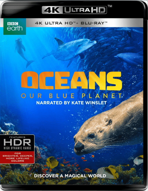 Oceans Our Blue Planet 4K 2018 DOCU Ultra HD 2160p