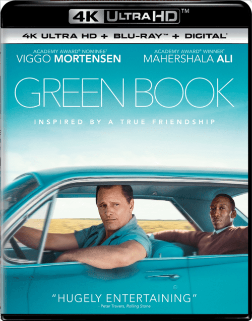 Green Book 4K 2018 Ultra HD 2160p