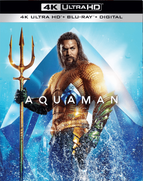 Aquaman 4K 2018 Ultra HD 2160p