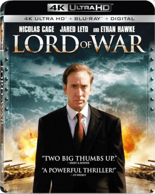 Lord of War 4K 2005 Ultra HD 2160p