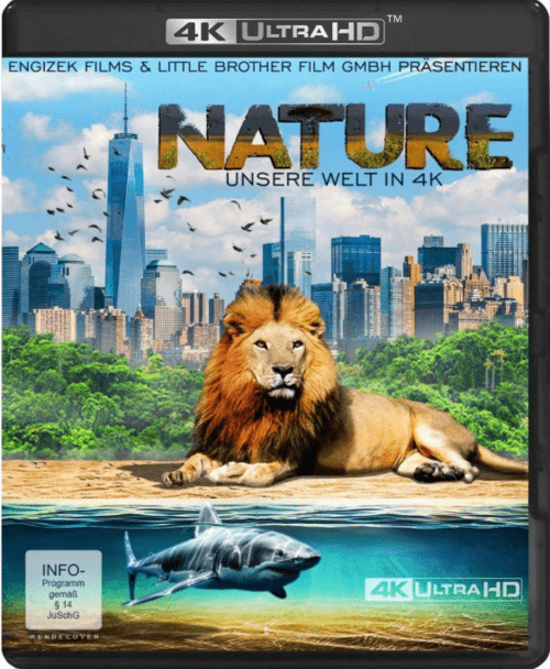 Our Nature 4K 2018 DOCU Ultra HD 2160p