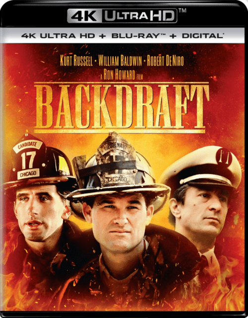 Backdraft 4K 1991 Ultra HD 2160p
