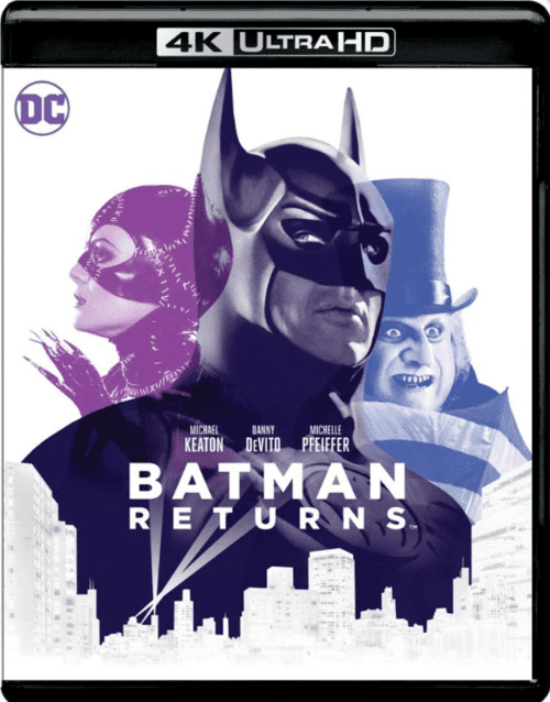 Batman Returns 4K 1992 Ultra HD 2160p
