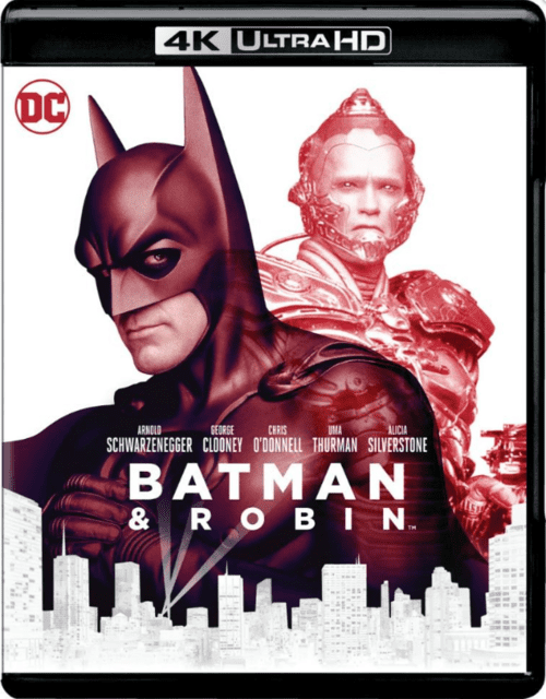 Batman and Robin 4K 1997 Ultra HD 2160p