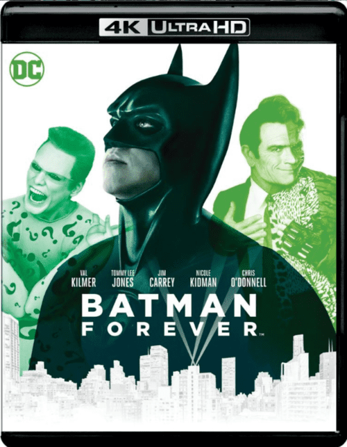 Batman Forever 4K 1995 Ultra HD 2160p