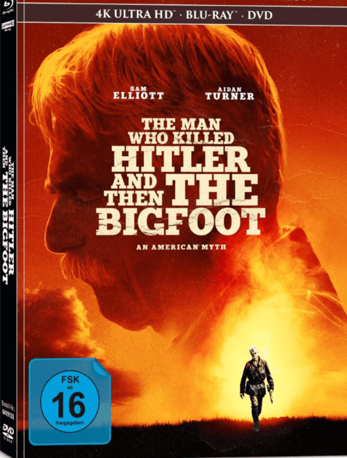 The Man Who Killed Hitler and Then The Bigfoot 4K 2018 Ultra HD 2160p