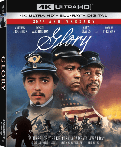 Glory 4K 1989 Ultra HD 2160p