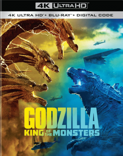 Godzilla King of the Monsters 4K 2019