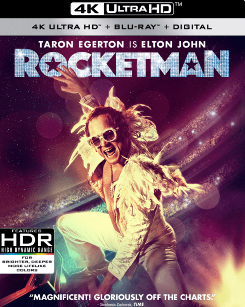 Rocketman 4K 2019 Ultra HD 2160p
