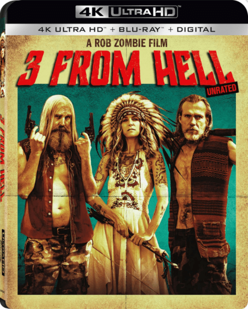 3 from Hell 2019 4K UNRATED