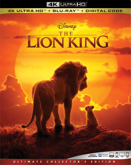 The Lion King 4K 2019