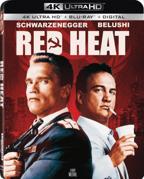 Red Heat 4K 1988 Ultra HD 2160p