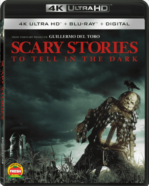 Scary Stories to Tell in the Dark 4K 2019