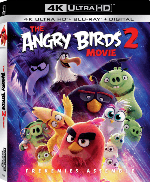 The Angry Birds Movie 2 4K 2019