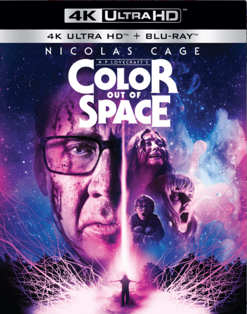 Color Out of Space 4K 2019