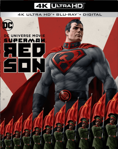 Superman Red Son 4K 2020