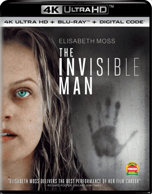 The Invisible Man 4K 2020