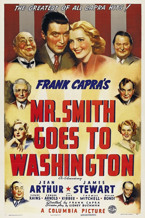 Mr. Smith Goes to Washington 4K 1939