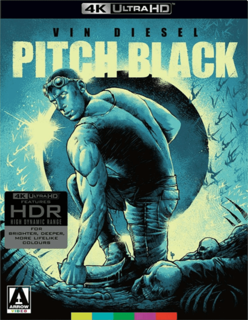 Pitch Black 4K 2000
