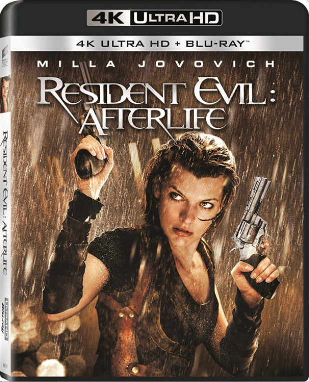 Resident Evil: Afterlife 4K 2010
