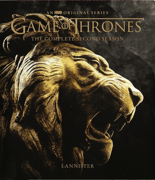 Game of Thrones Season 2 4K 2012