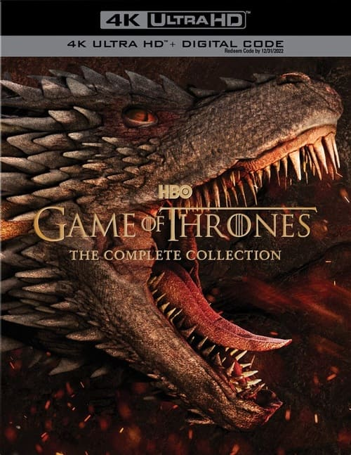 Game of Thrones S01-S08 4K 2011-2019