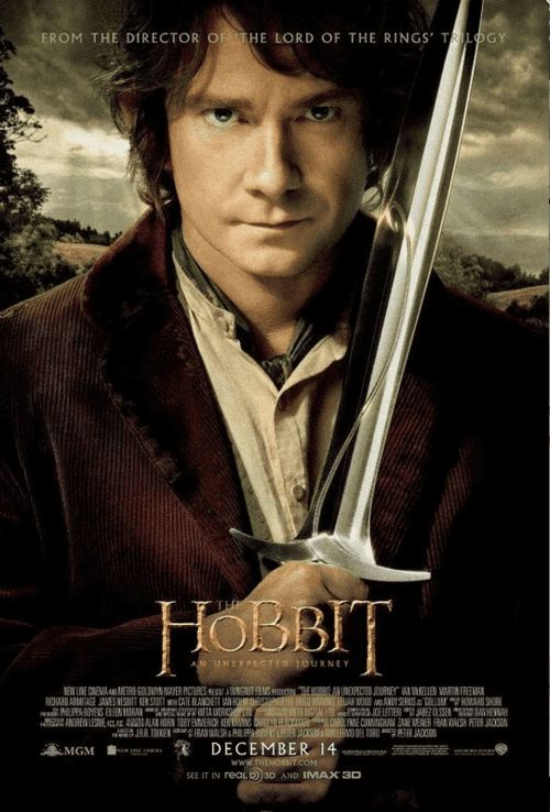 The Hobbit An Unexpected Journey 4K 2012 EXTENDED